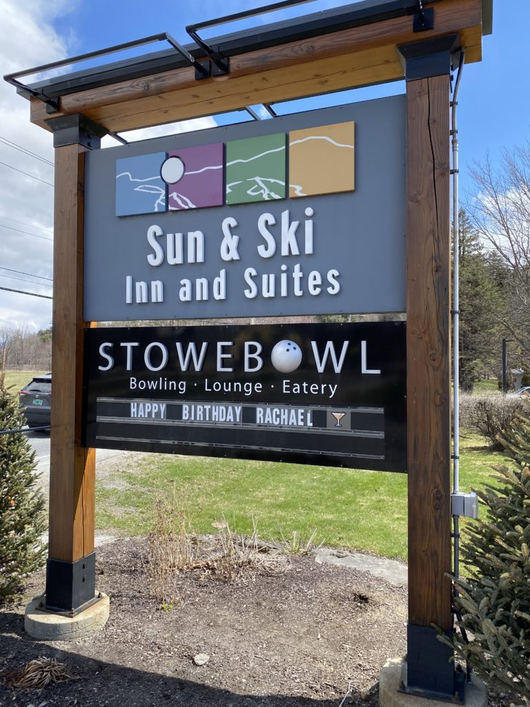 Forging bonds in Stowe, Vermont